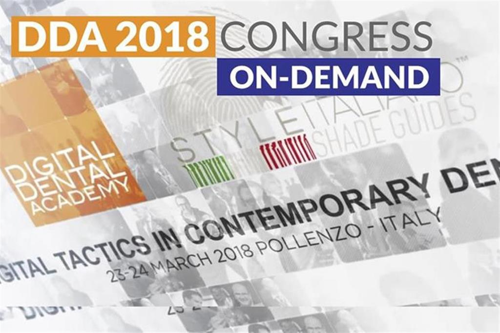 Guarda il congresso 2018 on-demand